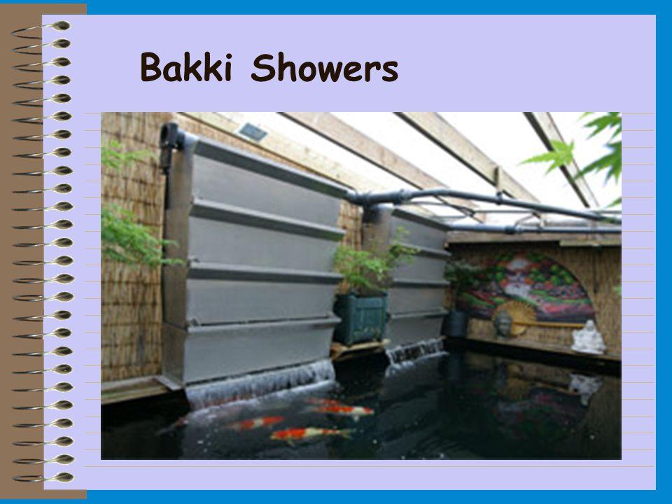 Bakki Showers