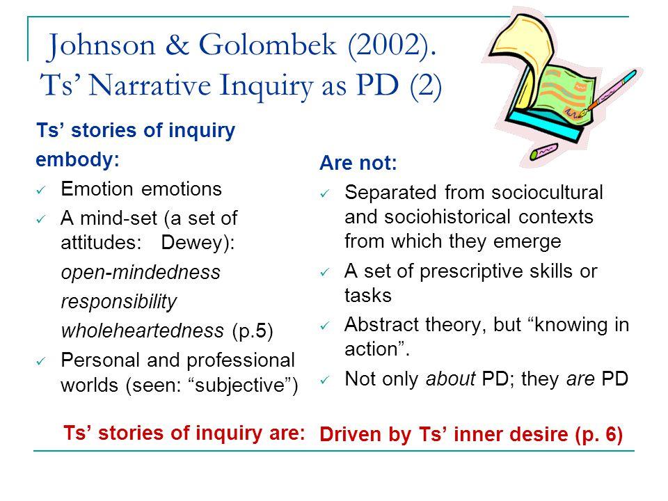 Johnson & Golombek (2002).