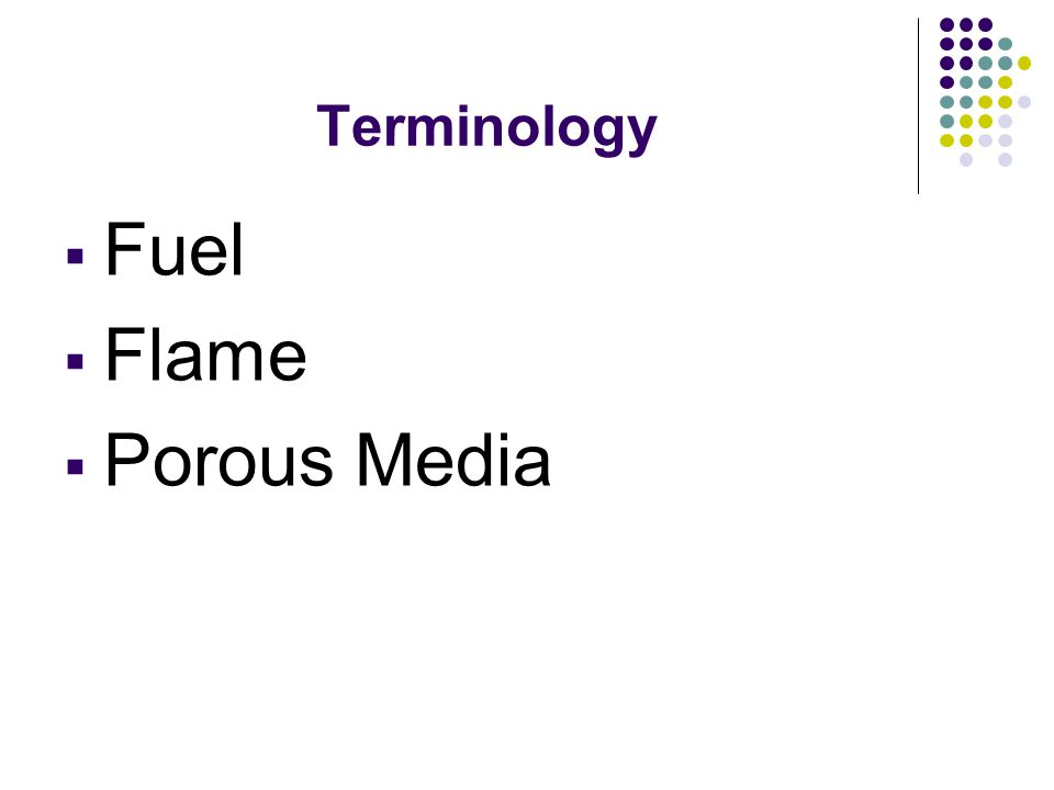 Fuel is a substance whose oxidation reaction is strongly exothermic.