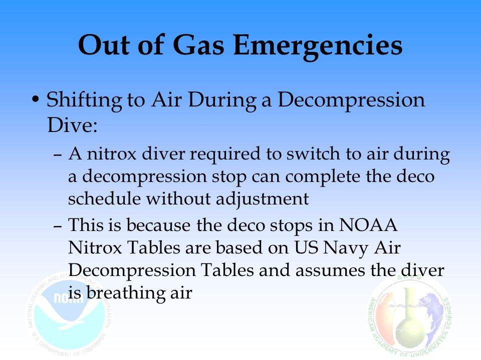 Gas Preparation and Handling