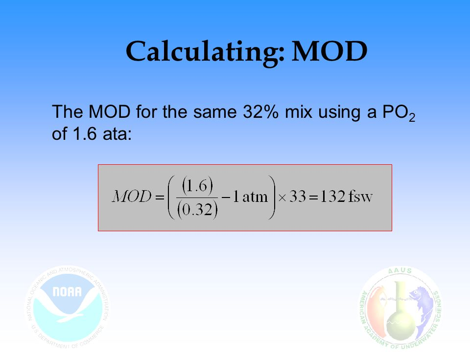 Calculating Partial Pressure