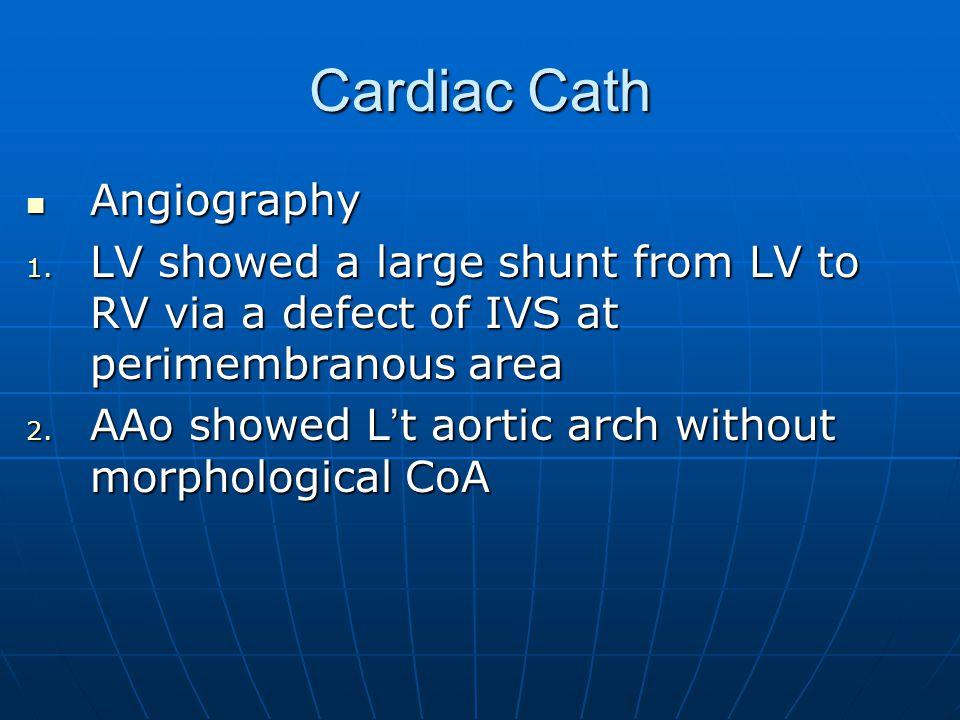 Cardiac Cath Angiography Angiography 1.