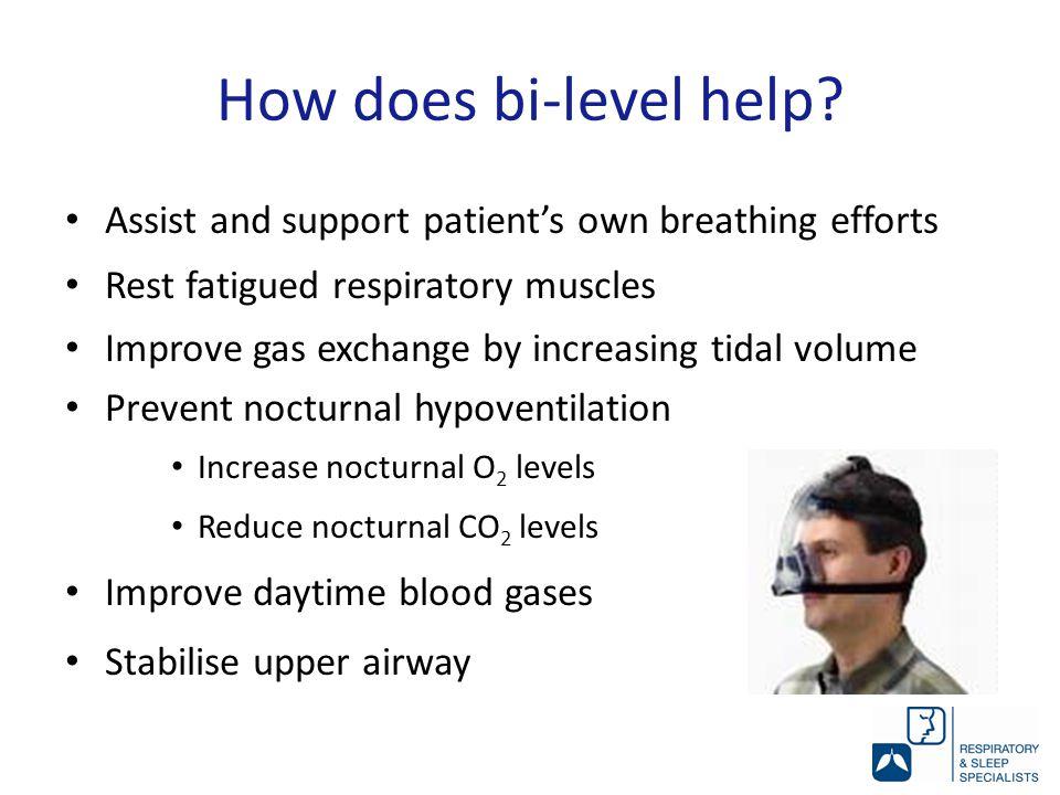 How does bi-level help.