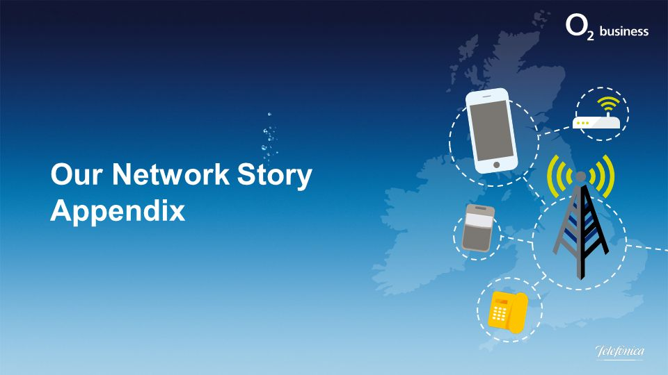 Our Network Story Appendix