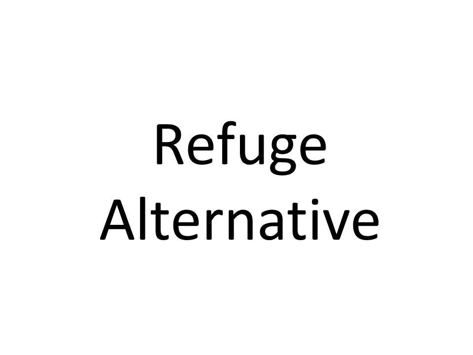 Refuge Alternative