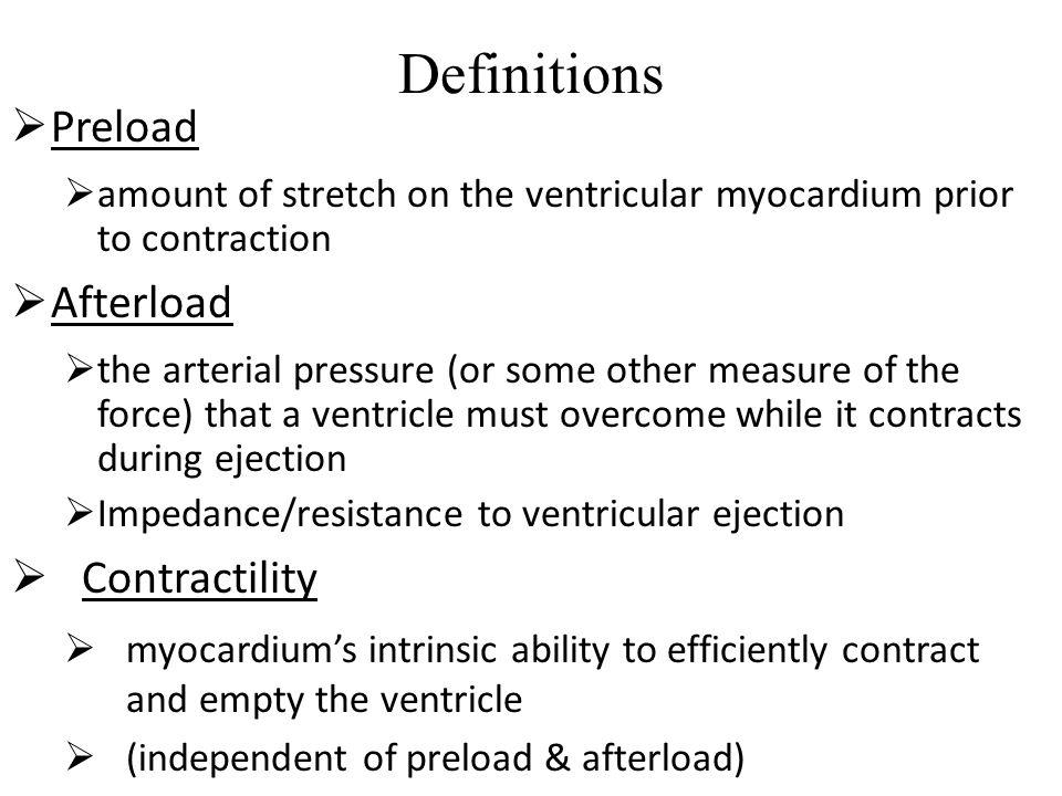 Cardiac output = 250 ml/min / (0.20 ml O2/ml ‑ 0.15 ml O2/ml) = 5000 ml/min or 5.0 L/min (typical value for a 70 ‑ kg male)
