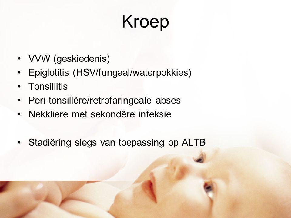 Pyn Brand/trauma Valoron: 1 druppel/2.5 kg (1 jaar = 10 kg = 4 druppels) Empaped: 25 mg/kg (1 jaar = 250 mg) Voltaren supp: vanaf 1 jaar 12.5 mg Ponstan supp: vanaf 8 kg 125 mg supp Perfalgen (paracetamol): 15 mg/kg iv stadig Morfien: IMI: 0.1 mg/kg IVI: 0.05 mg/kg (moet kan ventileer) Ketamien (dressings/prosedures): 3-5 mg/kg IMI (moet kan ventileer)