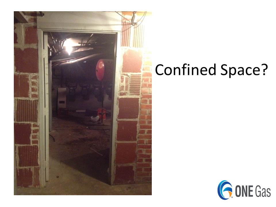 Page | 5 Confined Space