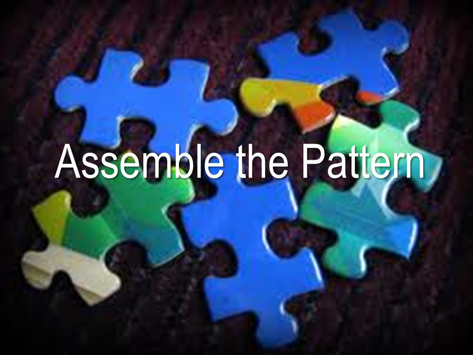 Assemble the Pattern