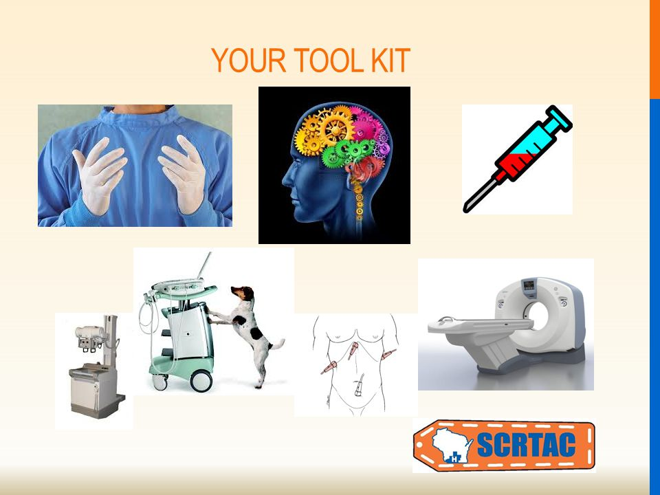 YOUR TOOL KIT
