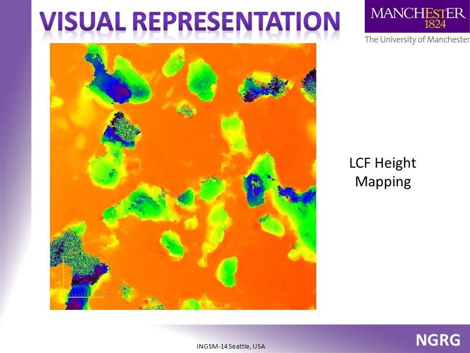 NGRG INGSM-14 Seattle, USA LCF Height Mapping