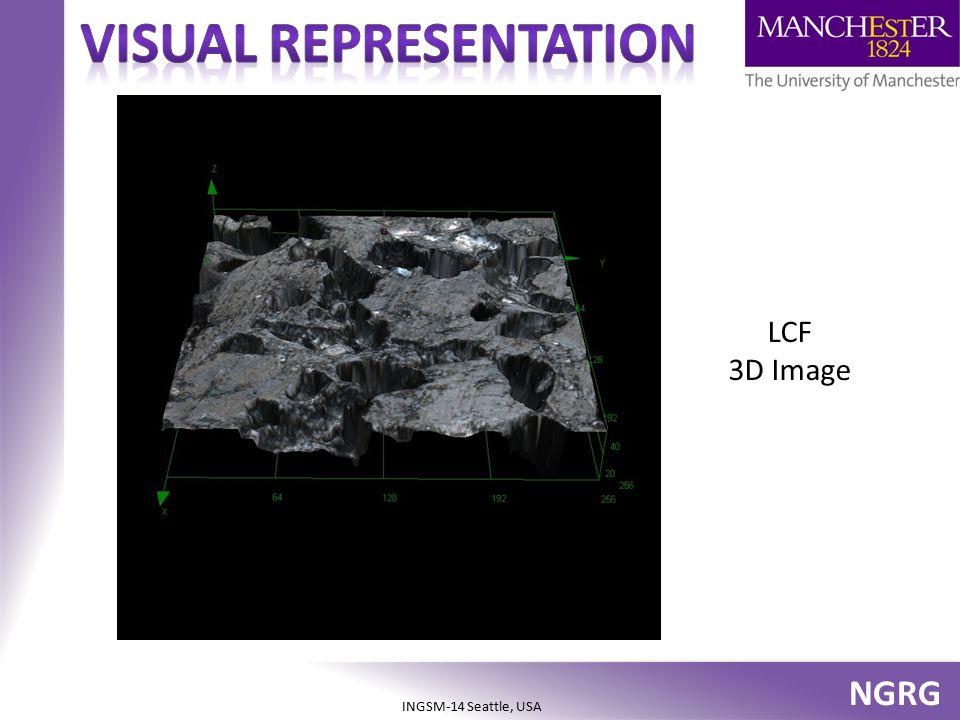 NGRG INGSM-14 Seattle, USA LCF 3D Image