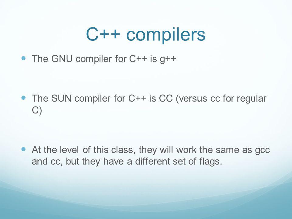 CC = g++ FC = gcc CFLAGS = -g -DDEBUG -Wall FFLAGS = -Wall OBJS1 = bcseis.o sacHeader.o sacSeisgram.o distaz.o readSacData.o \ mathFuncs.o fourier.o complex.o \ ttime.o direct1.o refract.o vmodel.o tiddid.o #These are fortran, the others are c++.c.o: ${CC} $(CFLAGS) -c $<.f.o: ${FC} $(FFLAGS) -c $< bcseis: ${OBJS1} ${CC} ${CFLAGS} -lm -o $@ ${OBJS1} Example 2: Linking fortran to C++