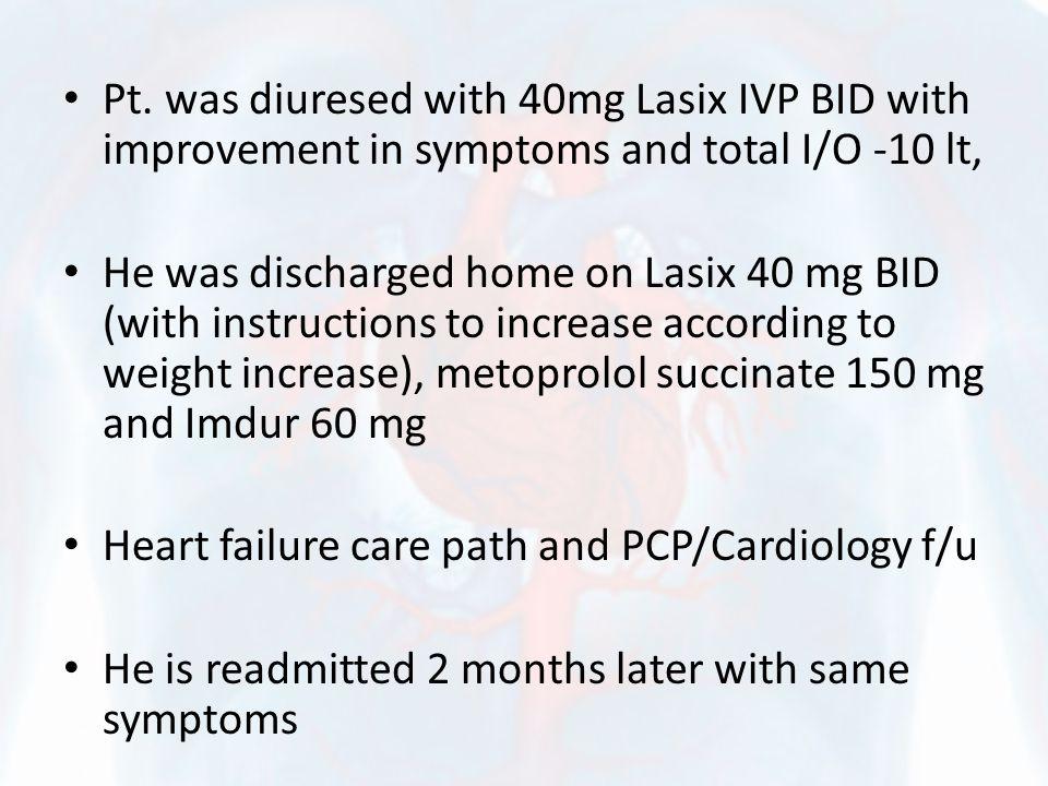 Peak VO2 + BP predict outcome in CHF