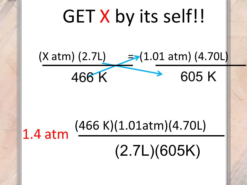 GET X by its self!.