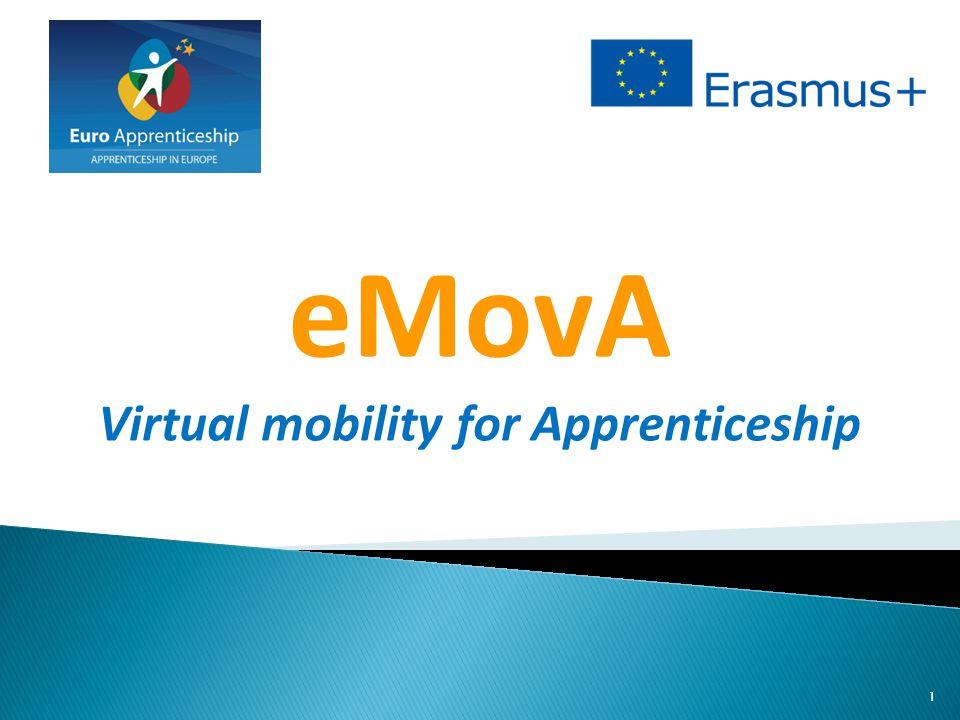 eMovA Virtual mobility for Apprenticeship 1