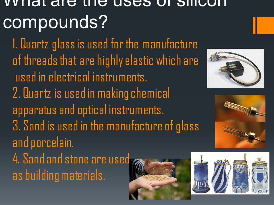 5.Sodium silicate is called water glass. Water glass is sodium silicate with excess of silica.