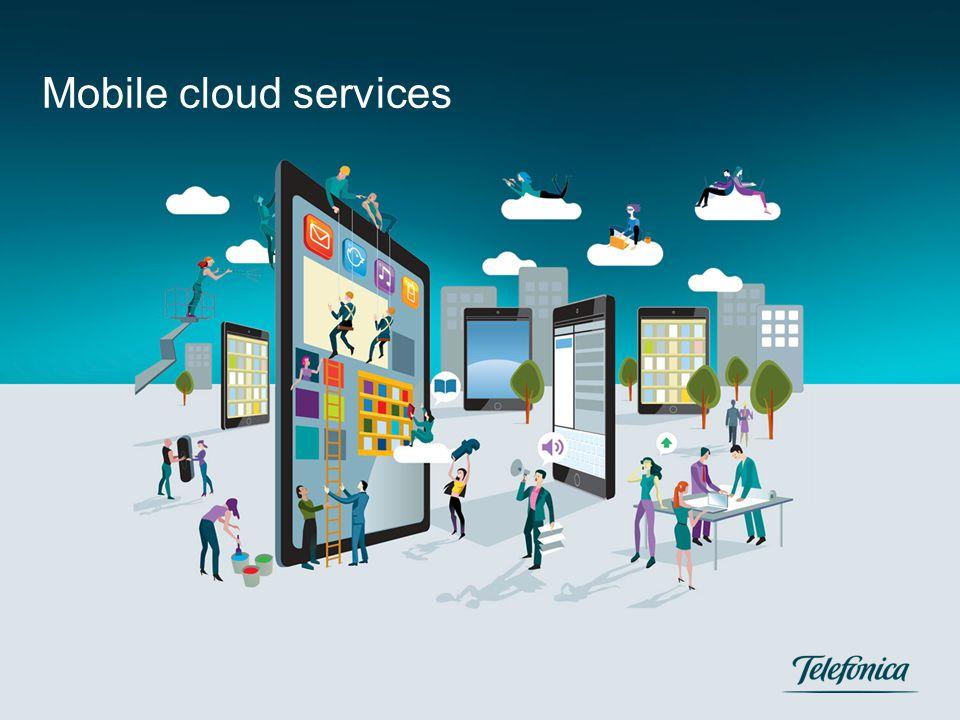 Mobile cloud services