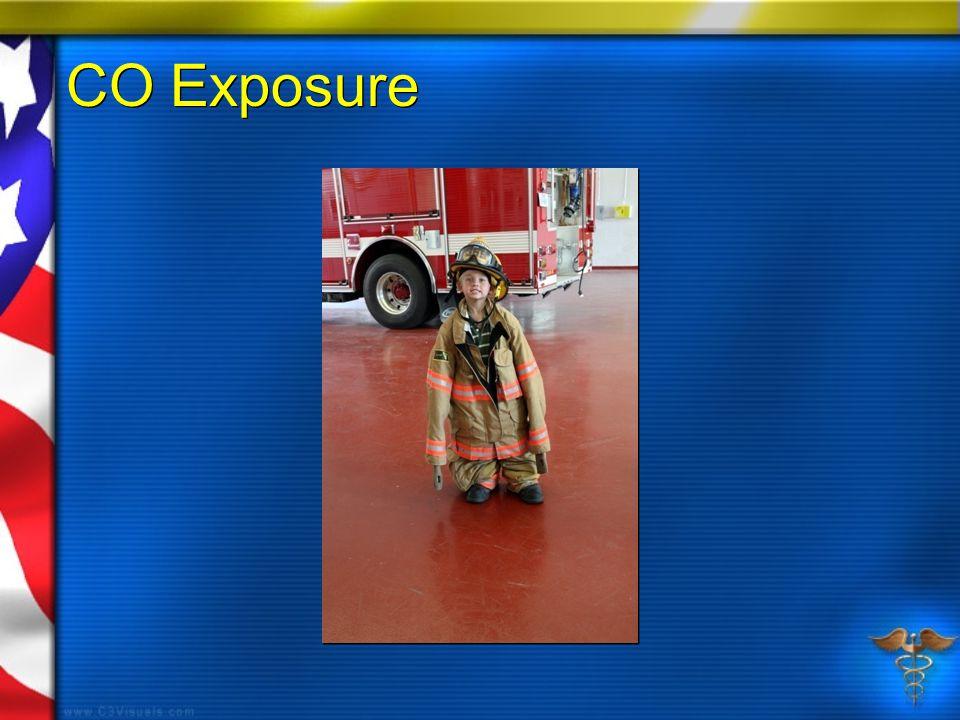 CO Exposure