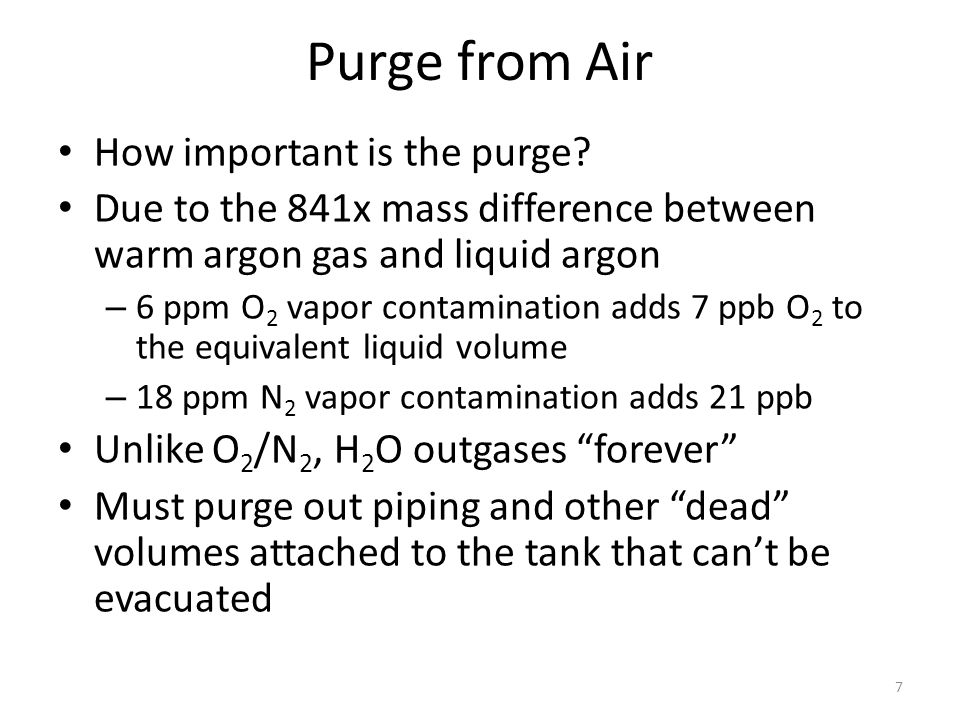 Plot of purge from Air to Argon 8 Plot by Benton Pahlka