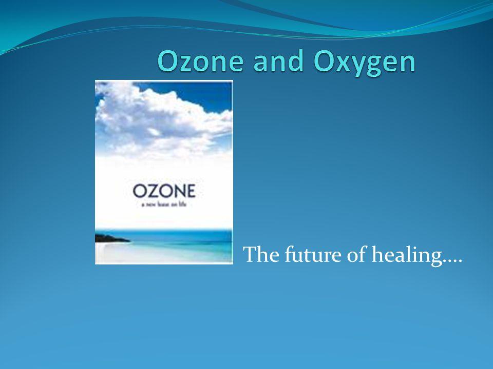 The future of healing….