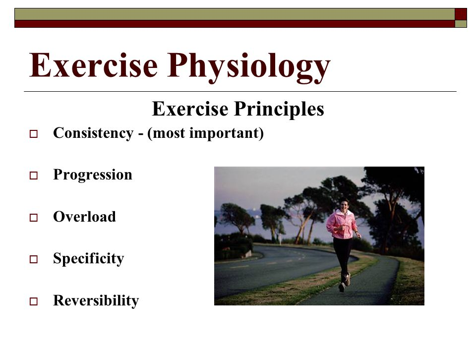 Exercise Physiology Components of Health Related Fitness  Cardiorespiratory