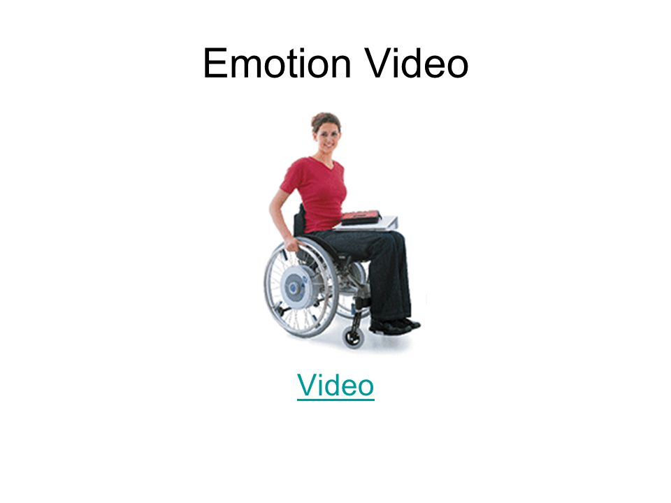 Emotion Video Video