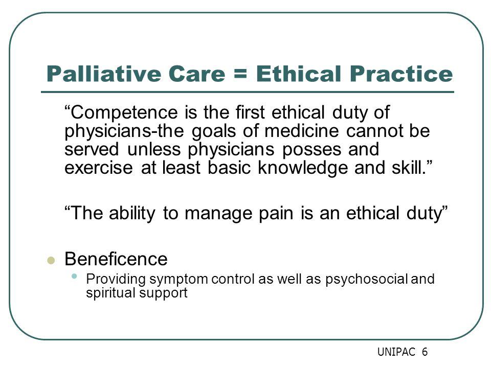 Who Needs a Palliative Care Plan.