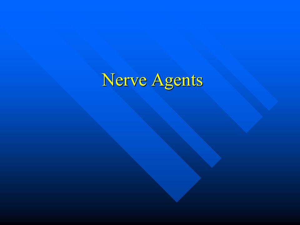 Nerve Agents