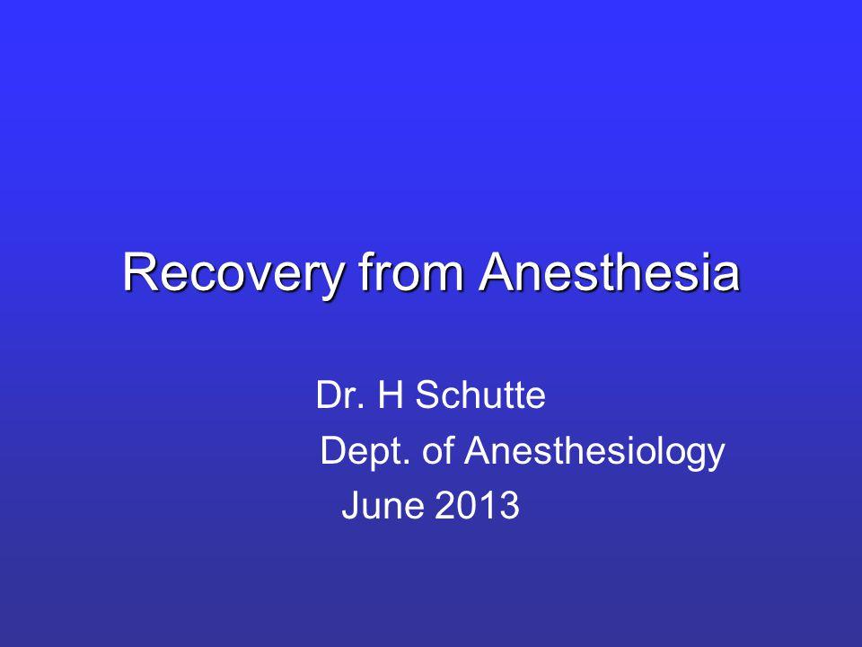 Aldrete score Circulation Score –BP +/- 20mmHg of pre-anesthetic level 2 –BP +/- 20-50mmHg of pre-anest level 1 –BP +/- 50mmHg of pre-anesthetic level 0