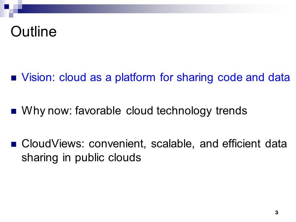 4 The Web's Move to Public Clouds Public clouds (AWS, AppEngine, Azure) Web service Private datacenters Web service E.g.: SmugMug, Xignite, Techout, JungleDisk