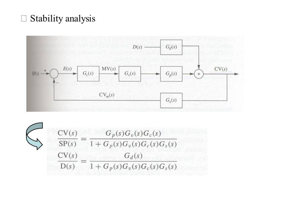 ※ Stability analysis