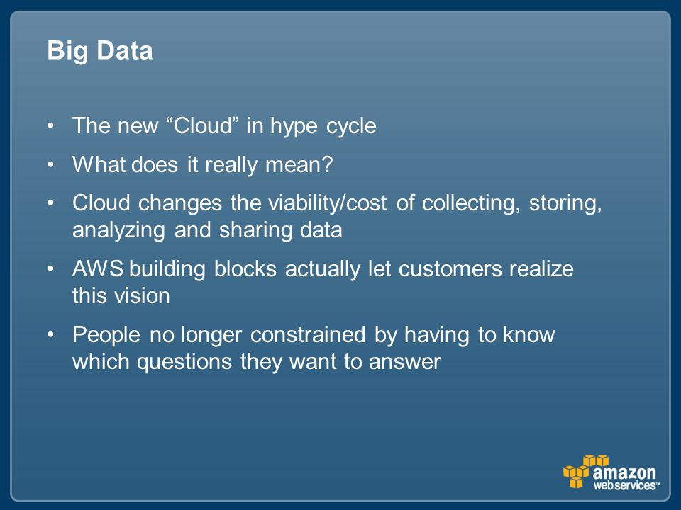 The new Cloud in hype cycle What does it really mean.