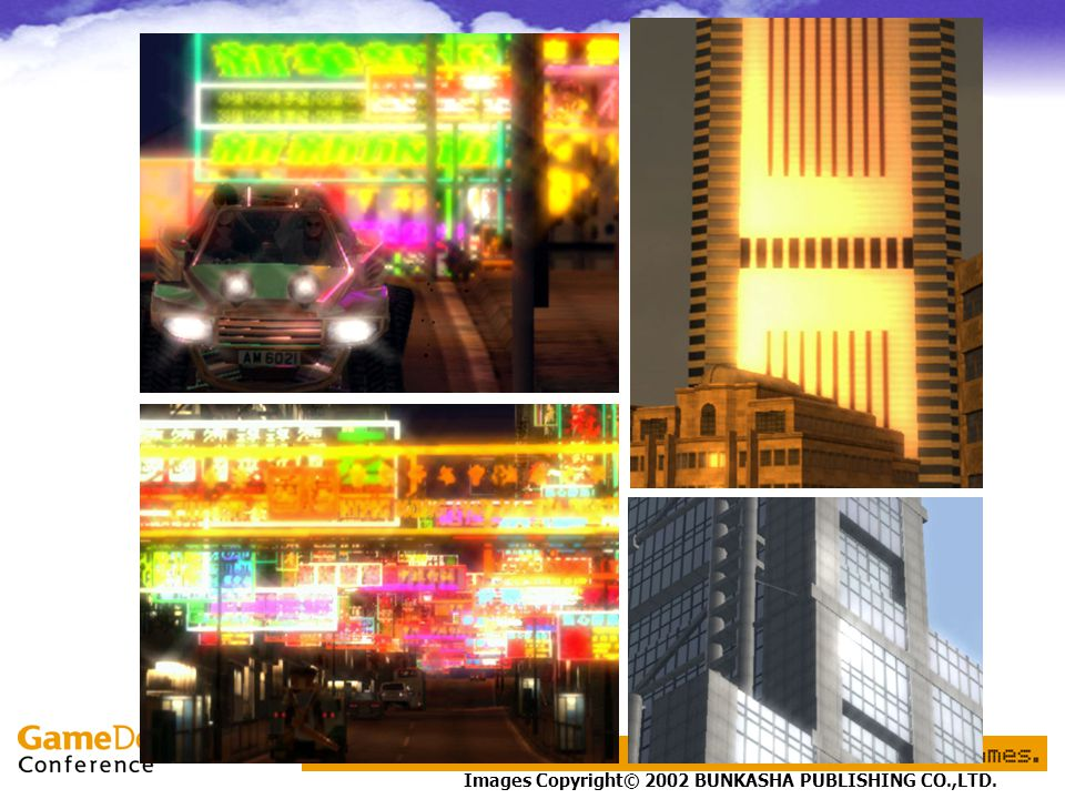 Images Copyright© 2002 BUNKASHA PUBLISHING CO.,LTD.