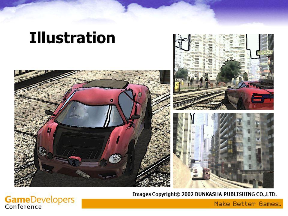 Illustration Images Copyright© 2002 BUNKASHA PUBLISHING CO.,LTD.