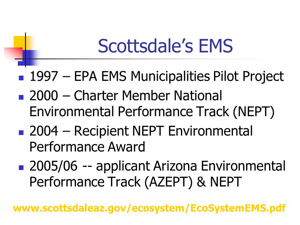 Scottsdale EMS International 2001 -- Japanese Prefecture Visit 2001 -- Environment Canada Europe, Africa, Asia, So.
