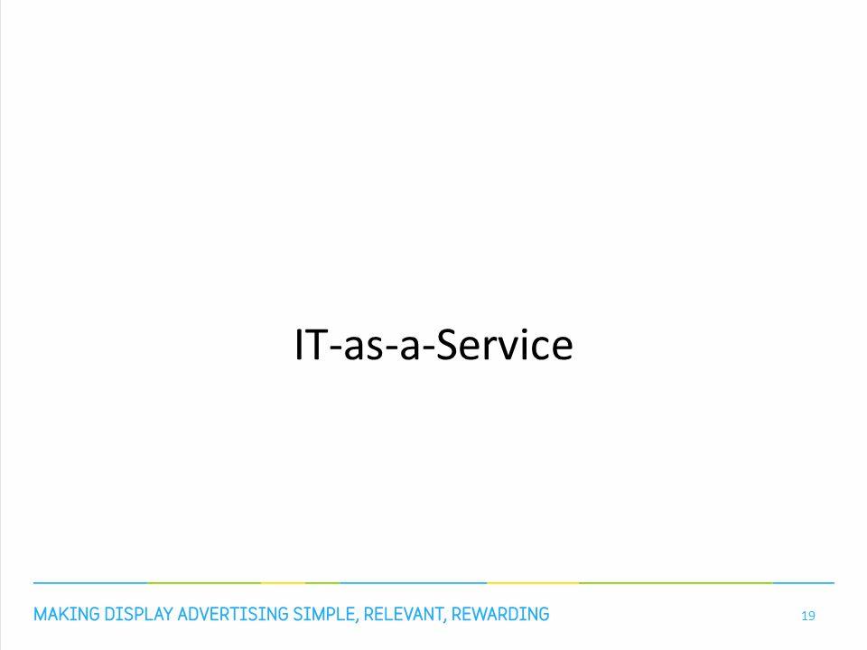 IT-as-a-Service 19
