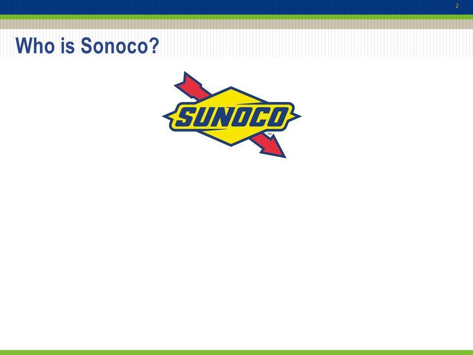 Who is Sonoco 2
