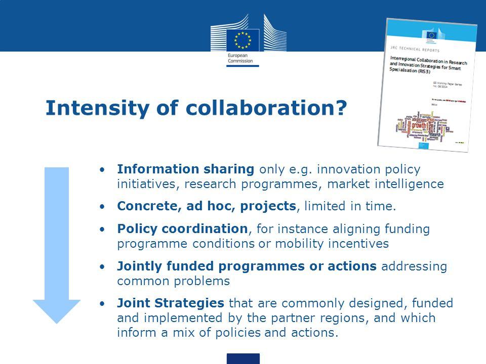 Aligning innovation roadmaps Across the EU around Europe2020 goals (e.g.