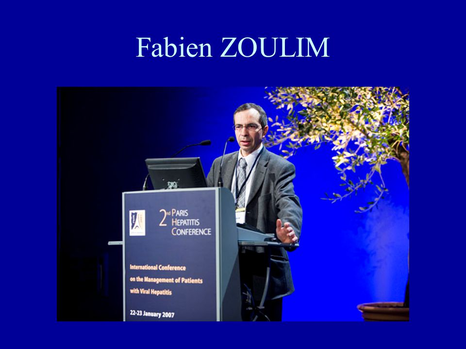 How to use virological tools for the optimal management of chronic hepatitis B Fabien Zoulim INSERM U871 & Liver Department Lyon, France