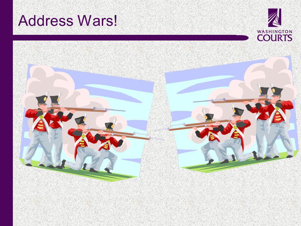 c Address Wars!