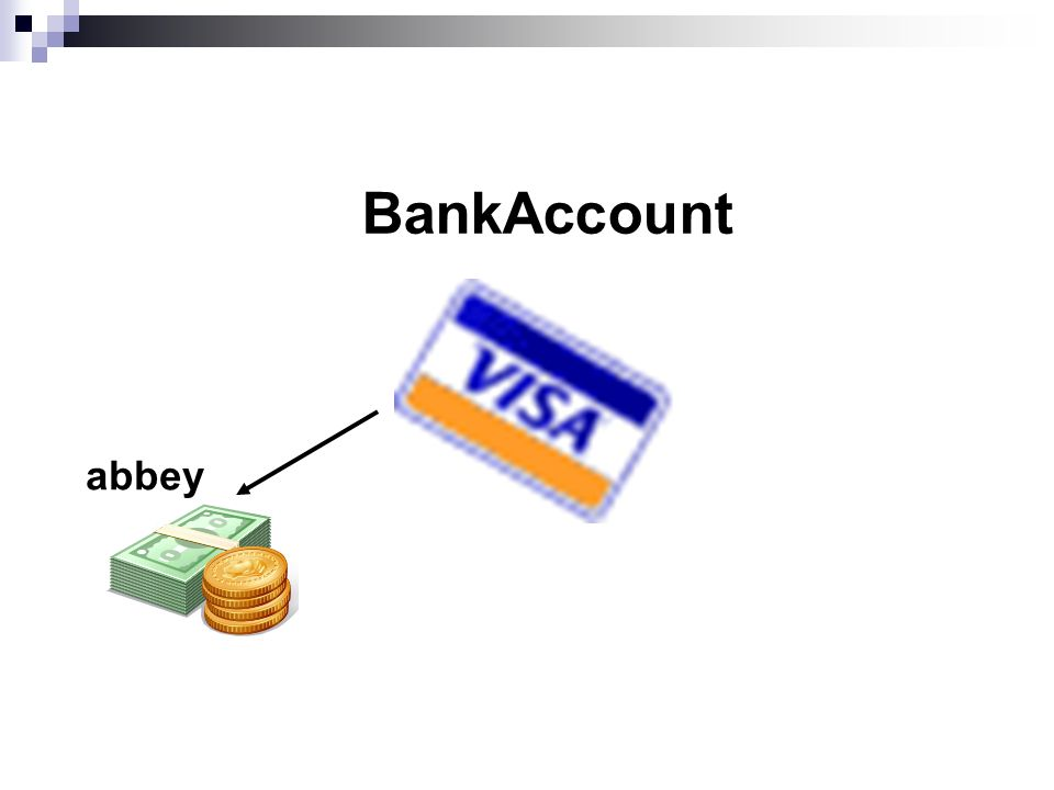 abbey BankAccount