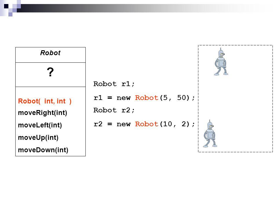Robot .