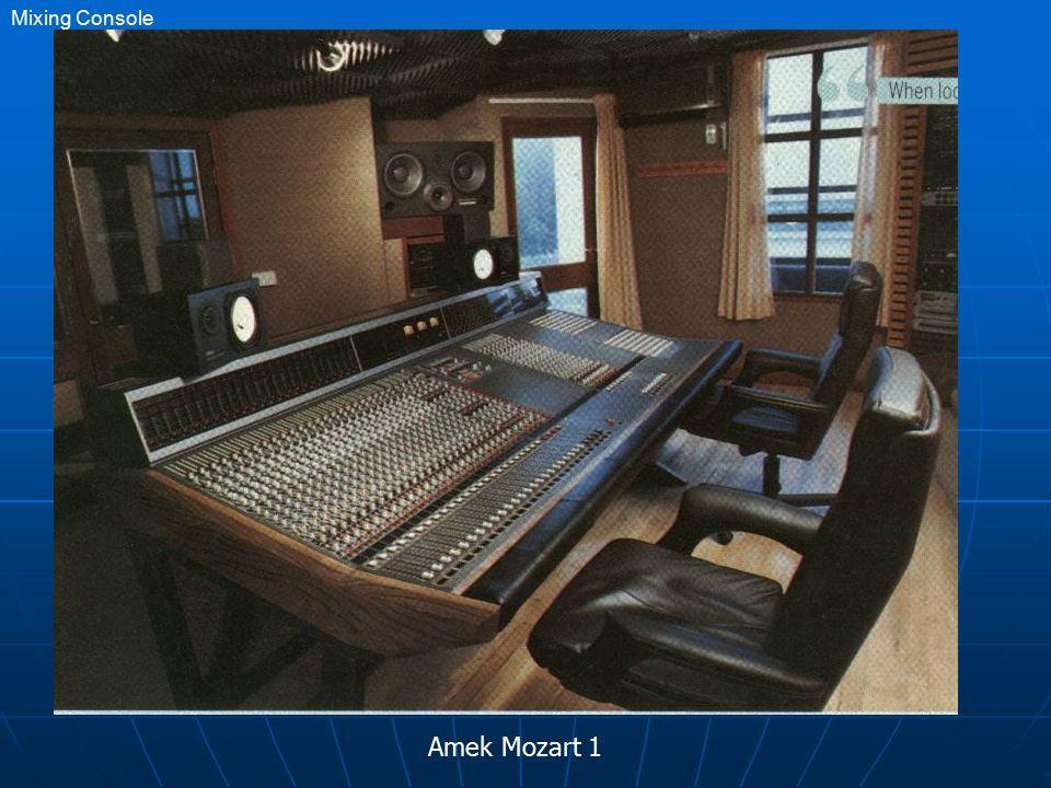 Amek Mozart 1 Mixing Console