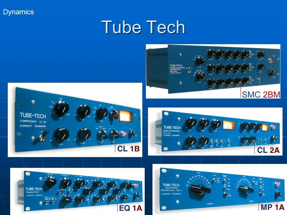 Tube Tech Dynamics