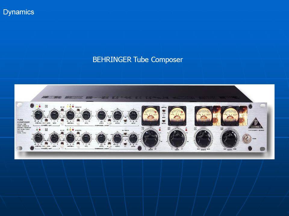 BEHRINGER Tube Composer Dynamics