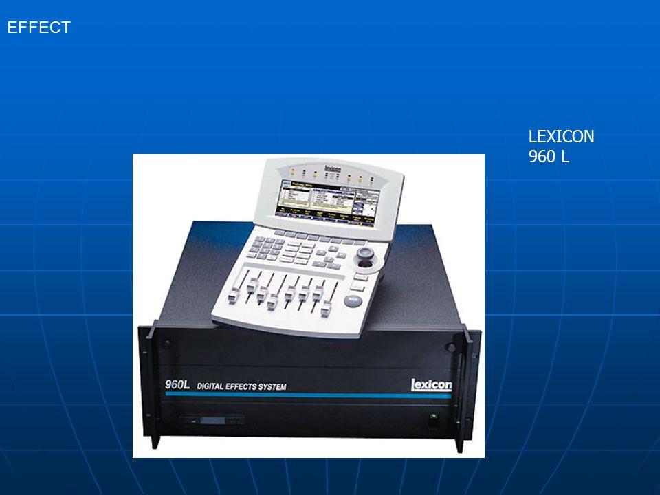 LEXICON 960 L EFFECT