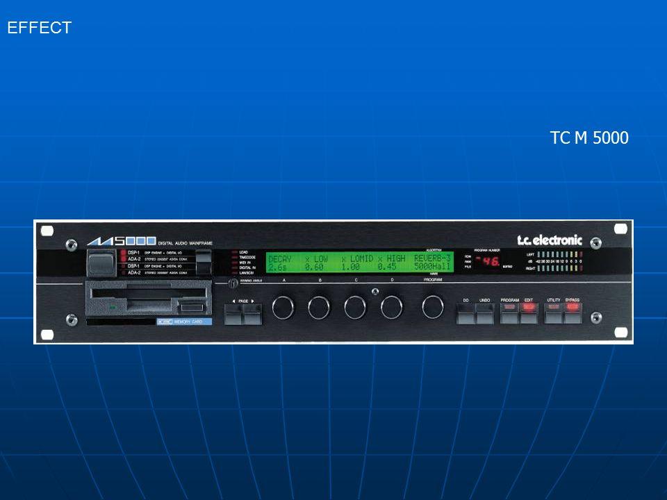 TC M 5000 EFFECT