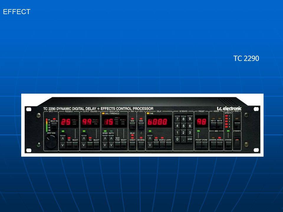 TC 2290 EFFECT