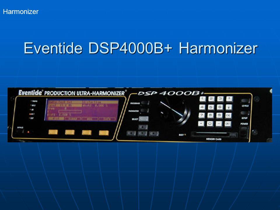 Harmonizer Eventide DSP4000B+ Harmonizer